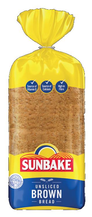 Unsliced Brown Bread