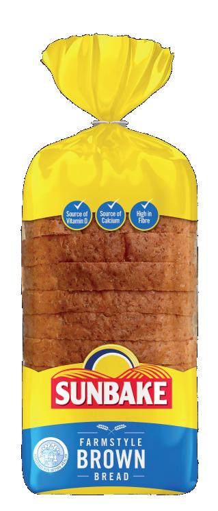 Farmstyle Brown Bread
