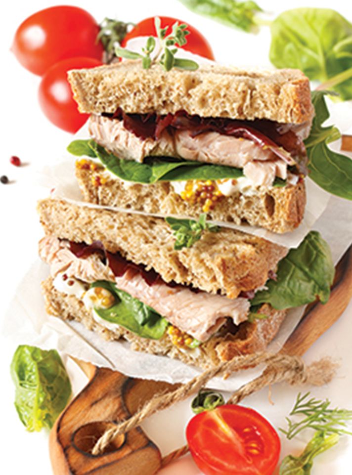 Too Cool for School Sandwiches!