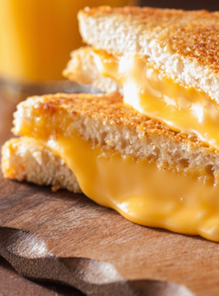 Toasted Cheese PLUS!