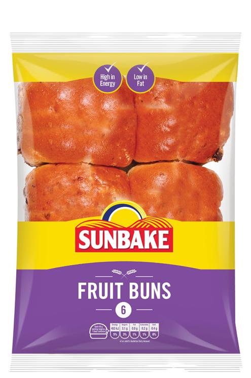 Fruit Buns