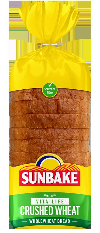 Vita-Life Crushed Wheat Bread